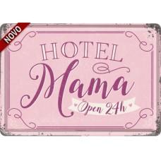 Hotel Mama - Metalna razglednica