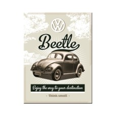 VW Retro Beetle - Magnet