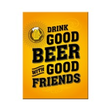 Drink Good Beer - Magnet
