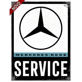 Mercedes - Service - Magnet
