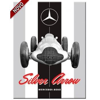 Mercedes - Silver Arrow - Magnet