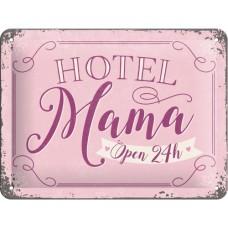 Hotel Mama - Znak 15x20cm