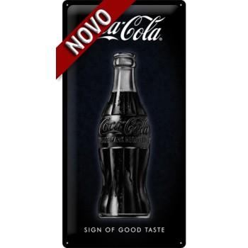 Coca Cola Sign Of Good Taste - Znak 25x50cm