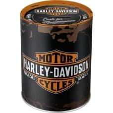 Harley-Davidson Genuine Logo - Kutija za novac