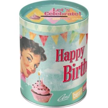 Happy Birthday Birds - Kutija za novac