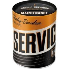 Harley-Davidson Service & Repair - Kutija za novac