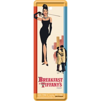 Breakfast at Tiffany's Classic - Metalni obeleživač