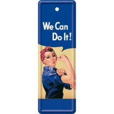 We can do it - Metalni obeleživač