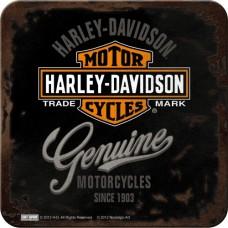 Harley-Davidson Genuine - Metalni podmetač