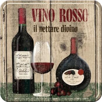 Vino Rosso - Metalni podmetač