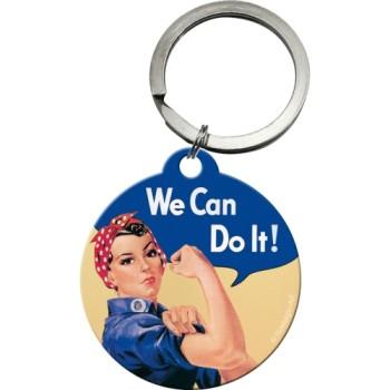 We can do it - Privezak za ključeve