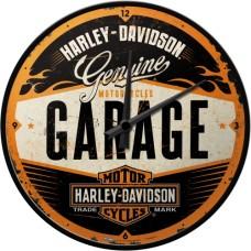 Harley-Davidson Garage - Sat